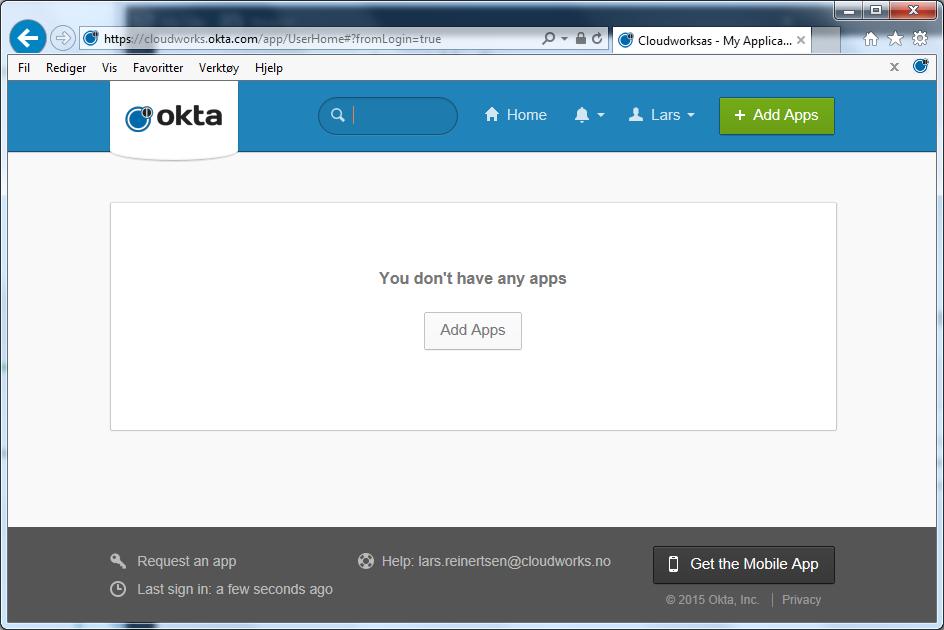true desktop Single Sign-on for any web based application